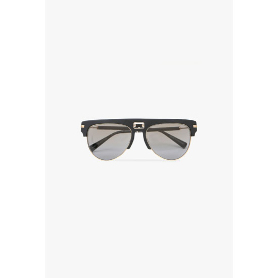BALMAIN MEN JOAN NEW AVIATOR SUNGLASSES